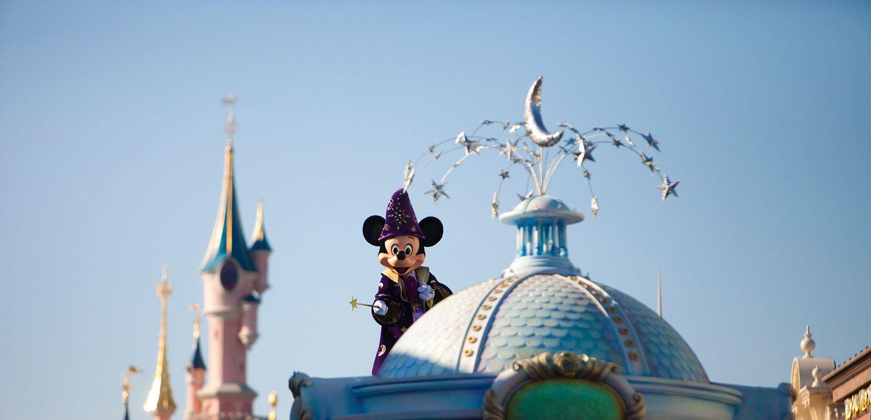 Disneyland® Paris - Alojamento + Entradas