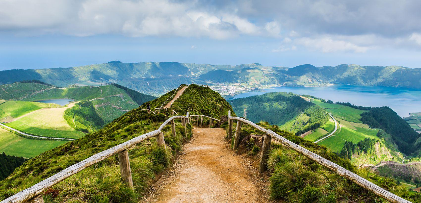 Circuito 2 Ilhas » São Miguel e Terceira