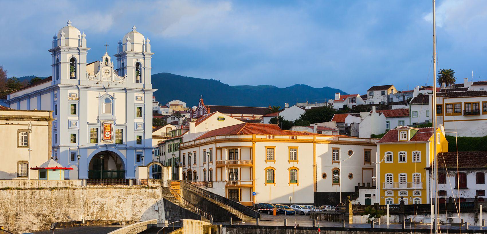 Lisboa ou Porto » Terceira - 01.11 a 22.12