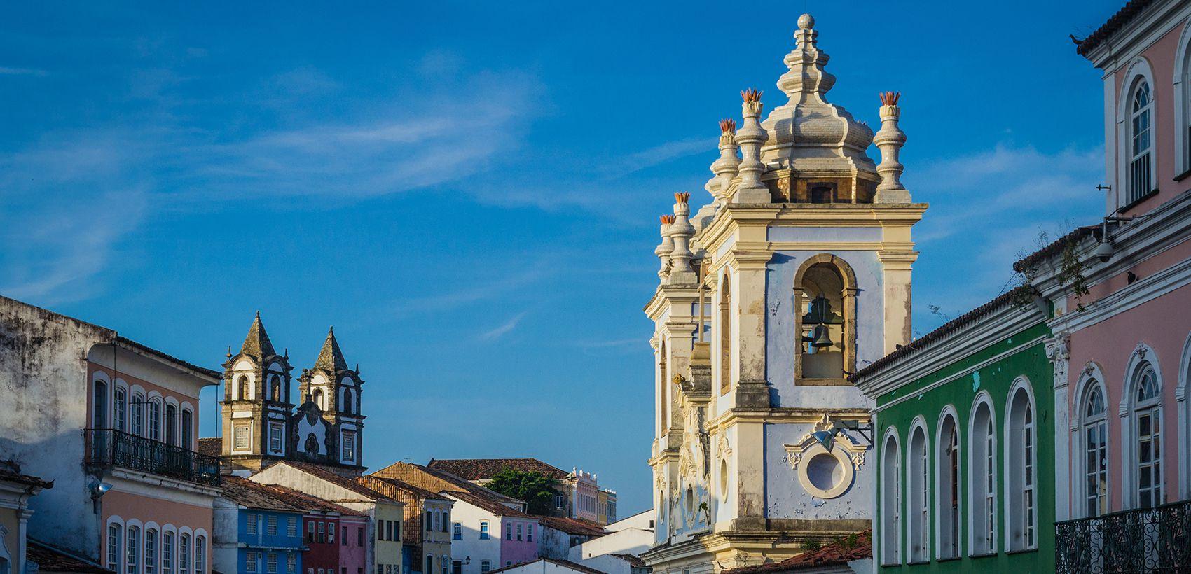 Lisboa » Salvador: Litoral Norte