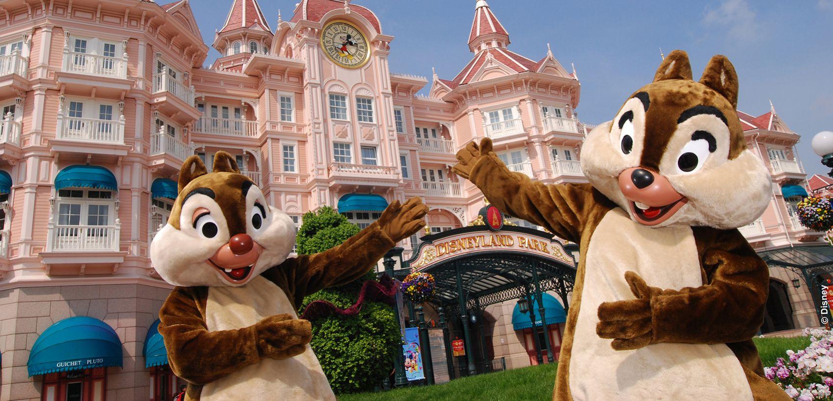Disneyland® Paris: Alojamento + Entradas -5% (2017/2018)