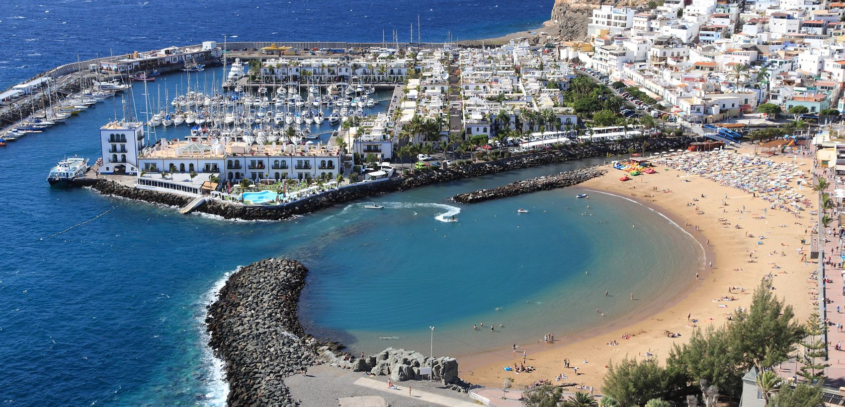 Funchal » Gran Canária | Hotéis MP: Partidas aos Sábados