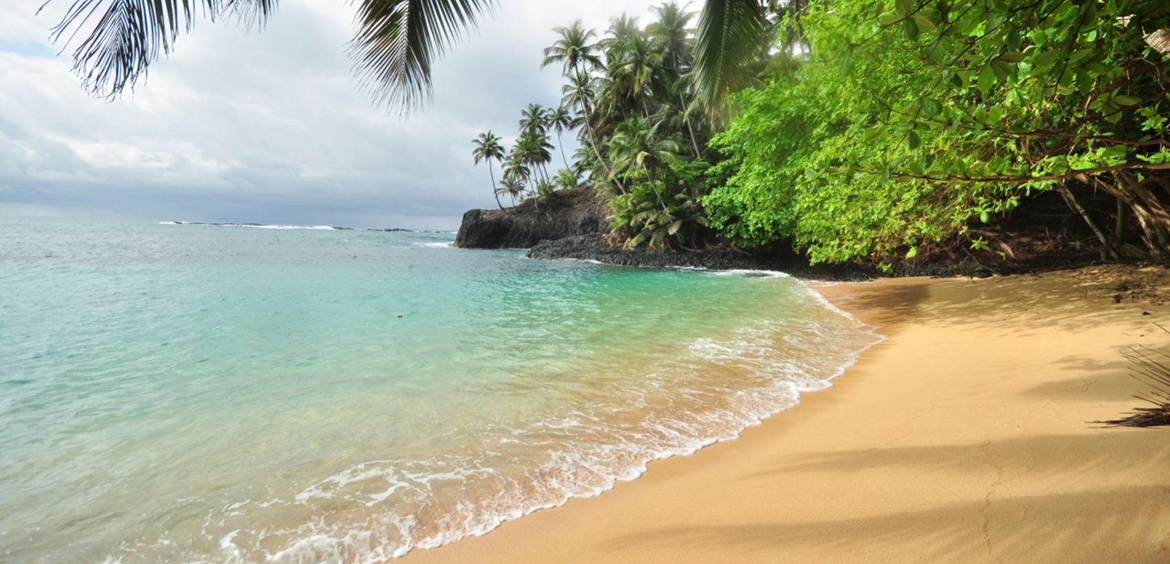 Rolas + São Tomé | STP | Páscoa: 08.04 a 15.04 - 3+4 ou 4+3