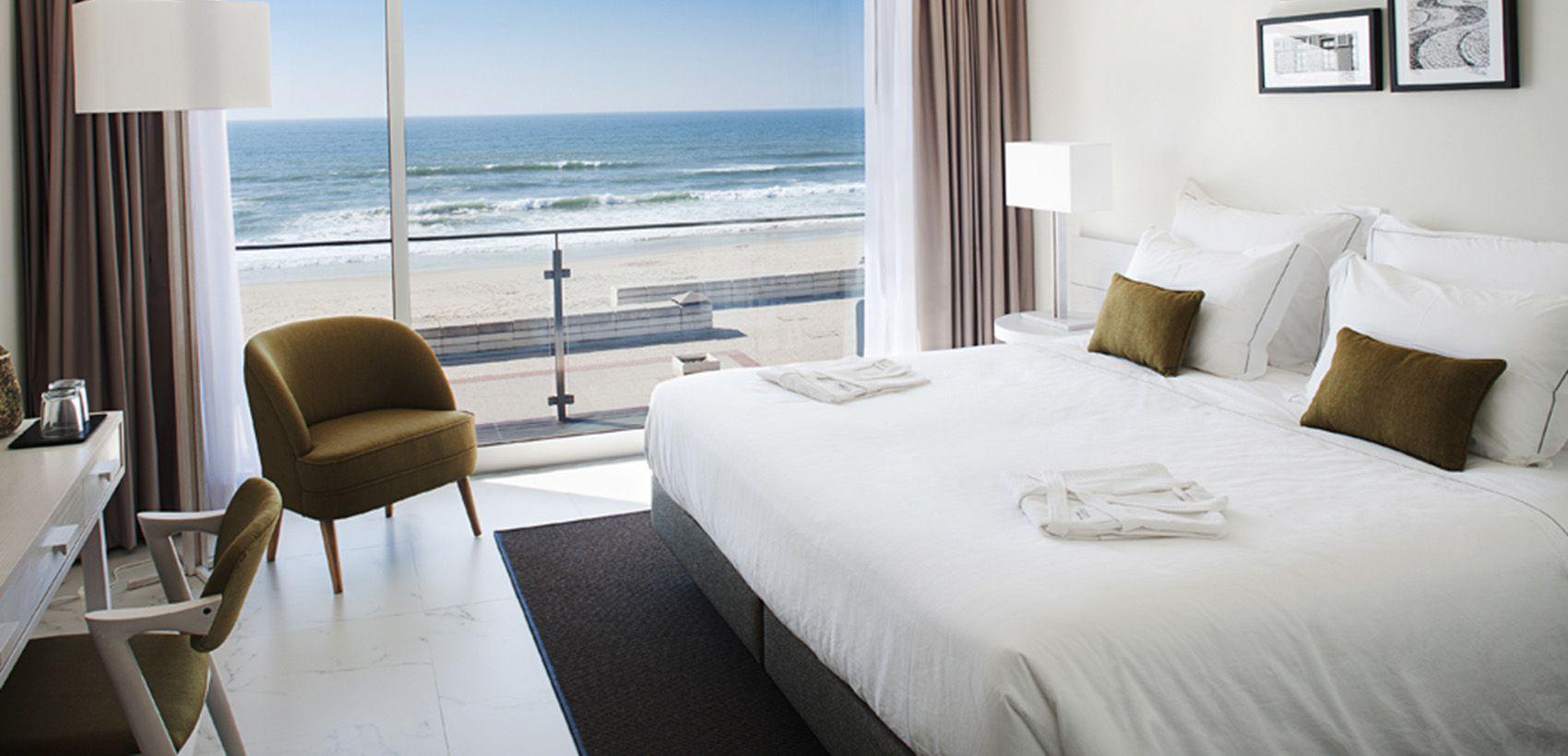Romance na Praia: Furadouro Hotel