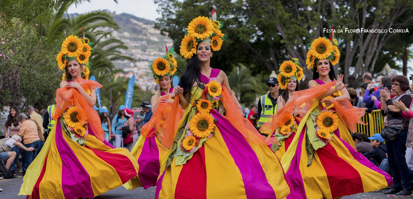 Festa da Flor: Especial Vidamar (4/5 Noites)