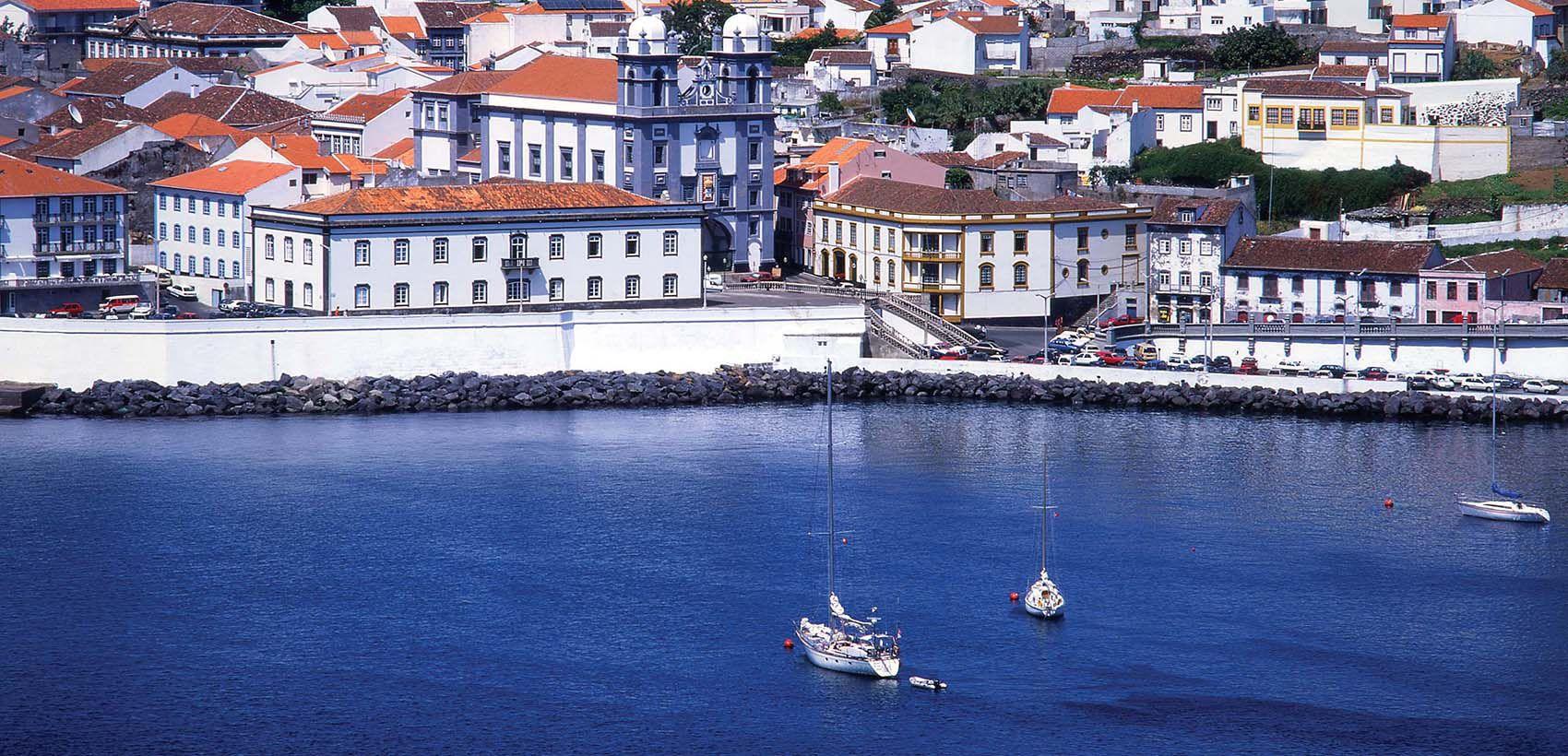 Lisboa » S. Miguel + Faial + Terceira | Verão | 7 Noites