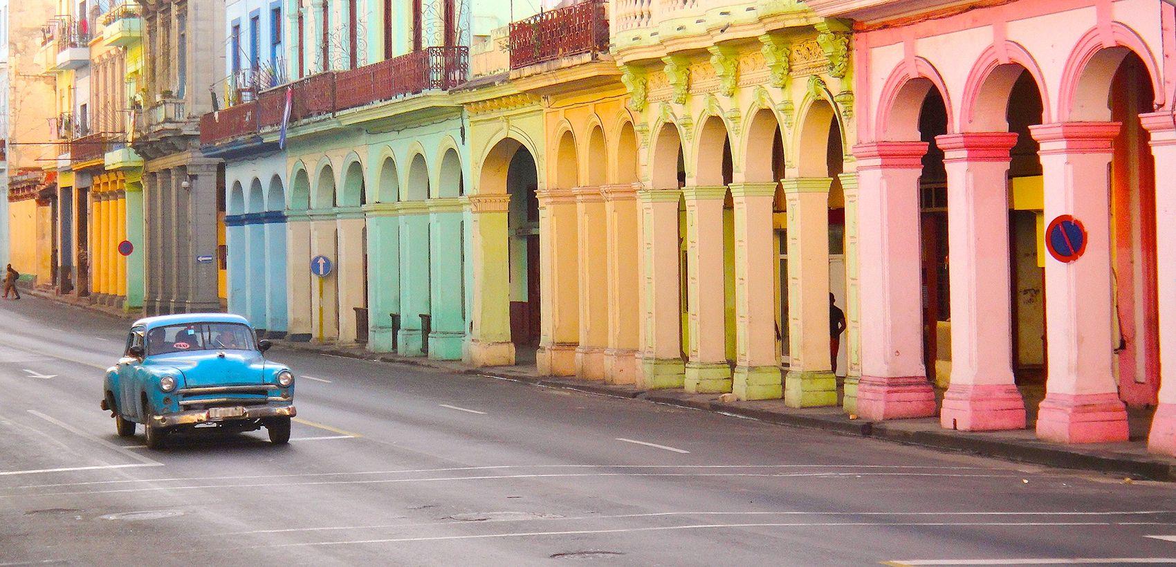 Lisboa»Havana+Varadero: Partidas aos sábados (Pré-pagamento)