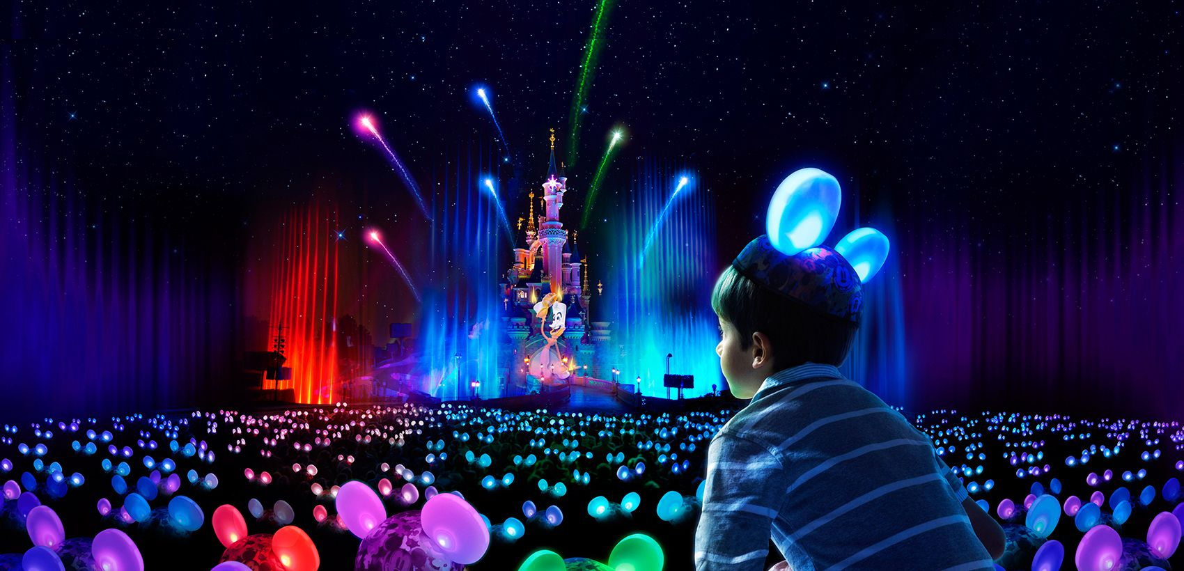 Disneyland® Paris: Alojamento + Entradas -5% | Réveillon