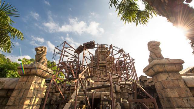 Indiana Jones™ et le Temple du Péril