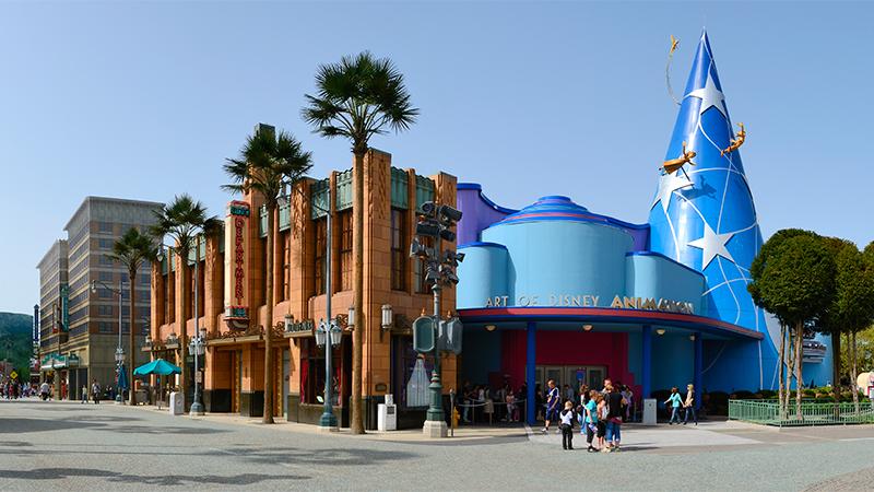 Art of Disney Animation®