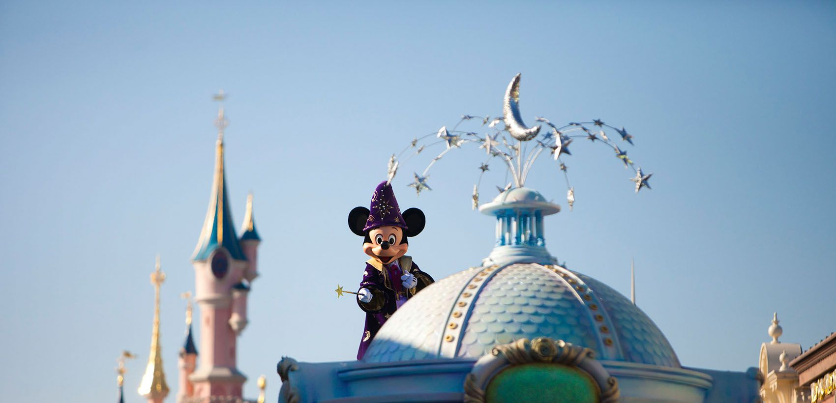 Disneyland® Paris: Aloj + Entradas -5% - Não Reembolsável
