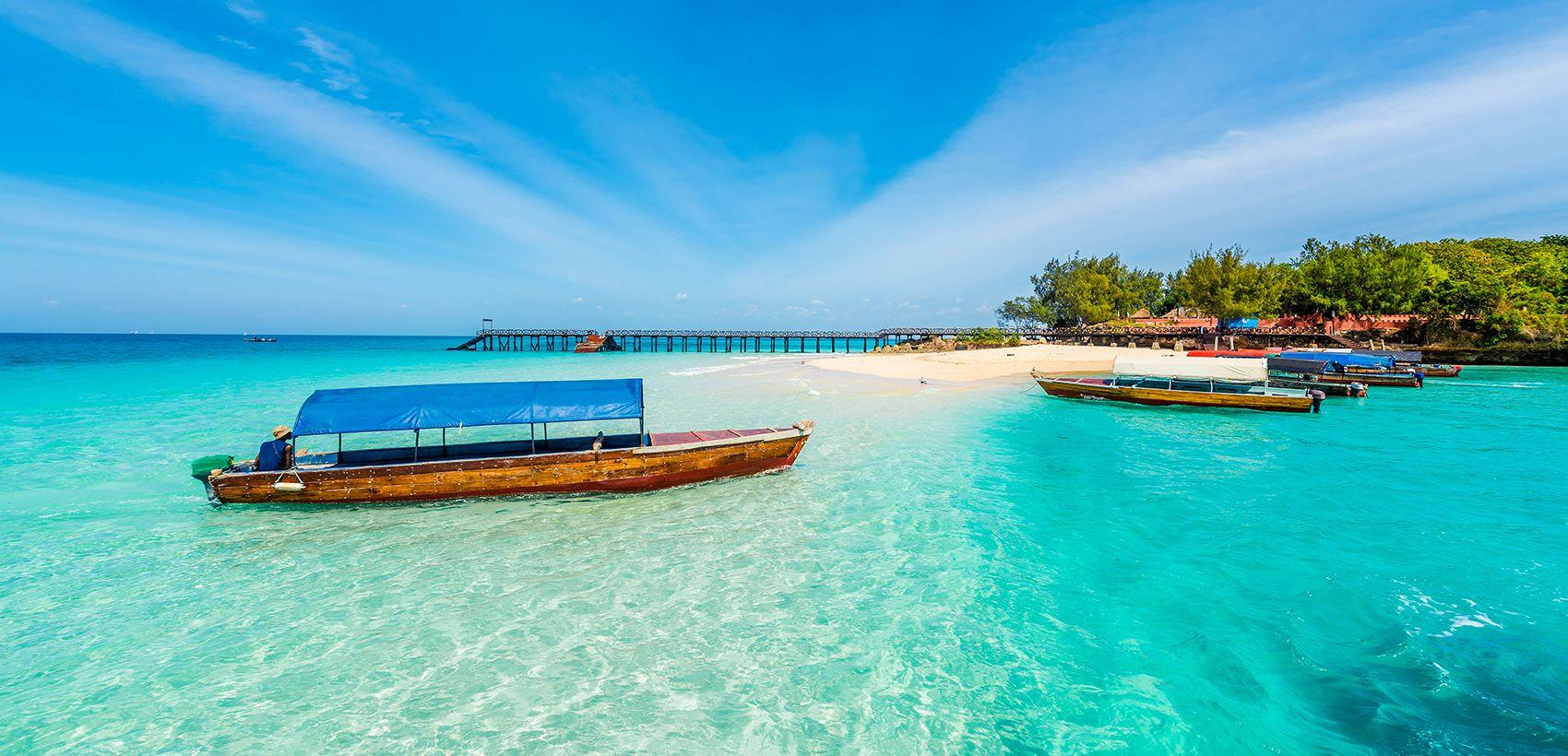 Dubai + Zanzibar