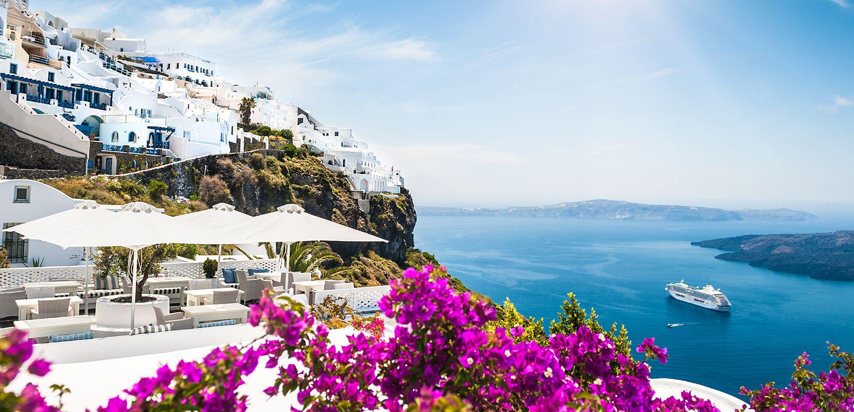 Lisboa » Grécia: Atenas + Mykonos + Santorini