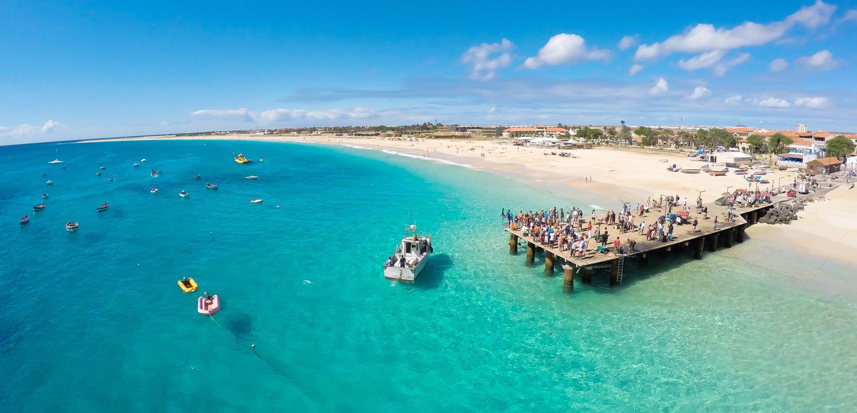 Combinado: Ilha do Sal + Santiago + São Vicente - Verão 2017
