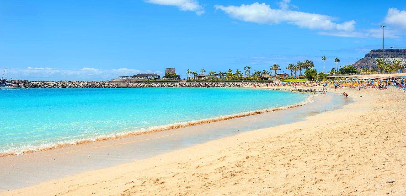Praias de Gran Canaria