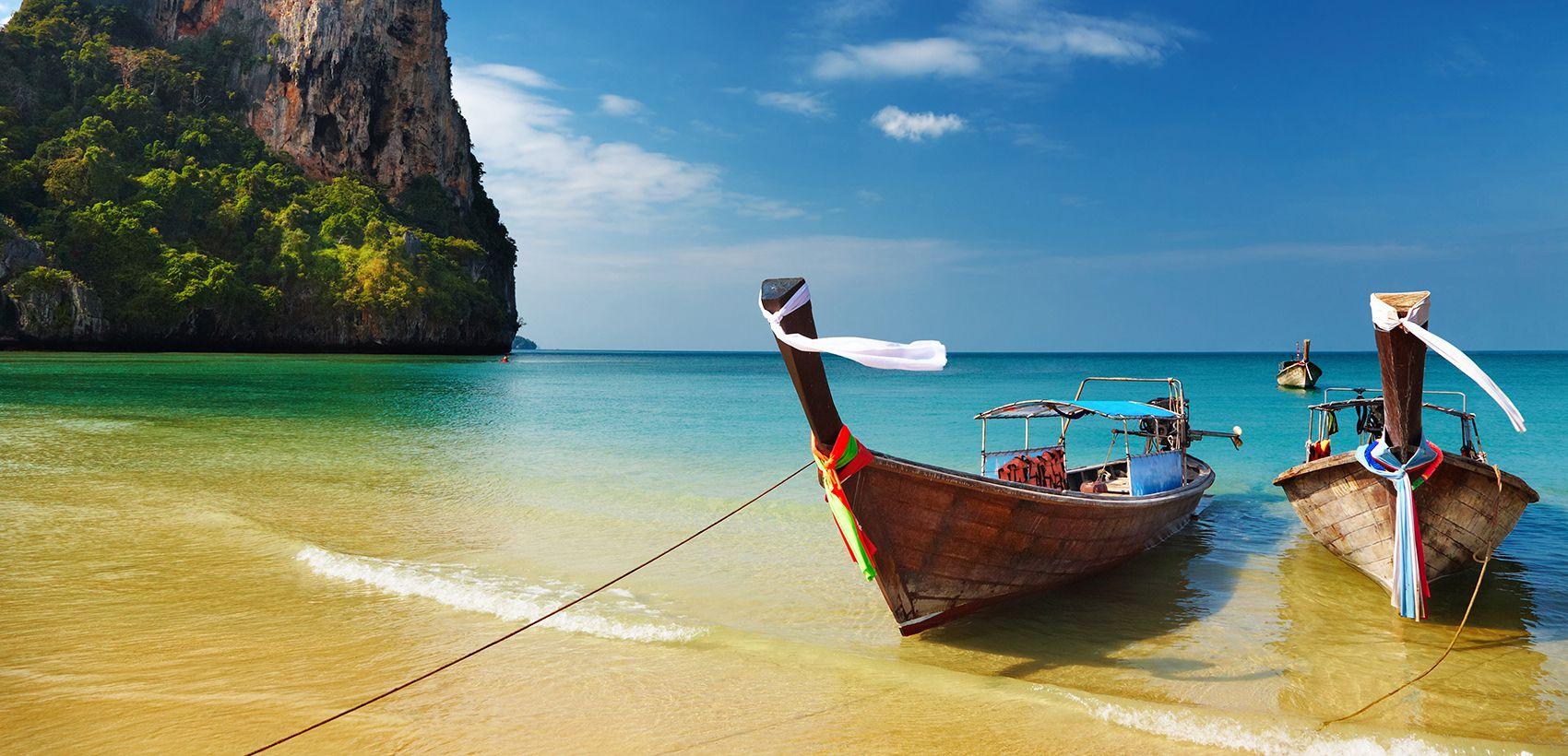 Tailândia (LIS): Bangkok + Phuket