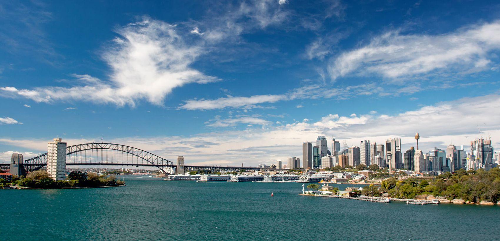 Austrália: Circuito Cores Australianas (11 Noites)