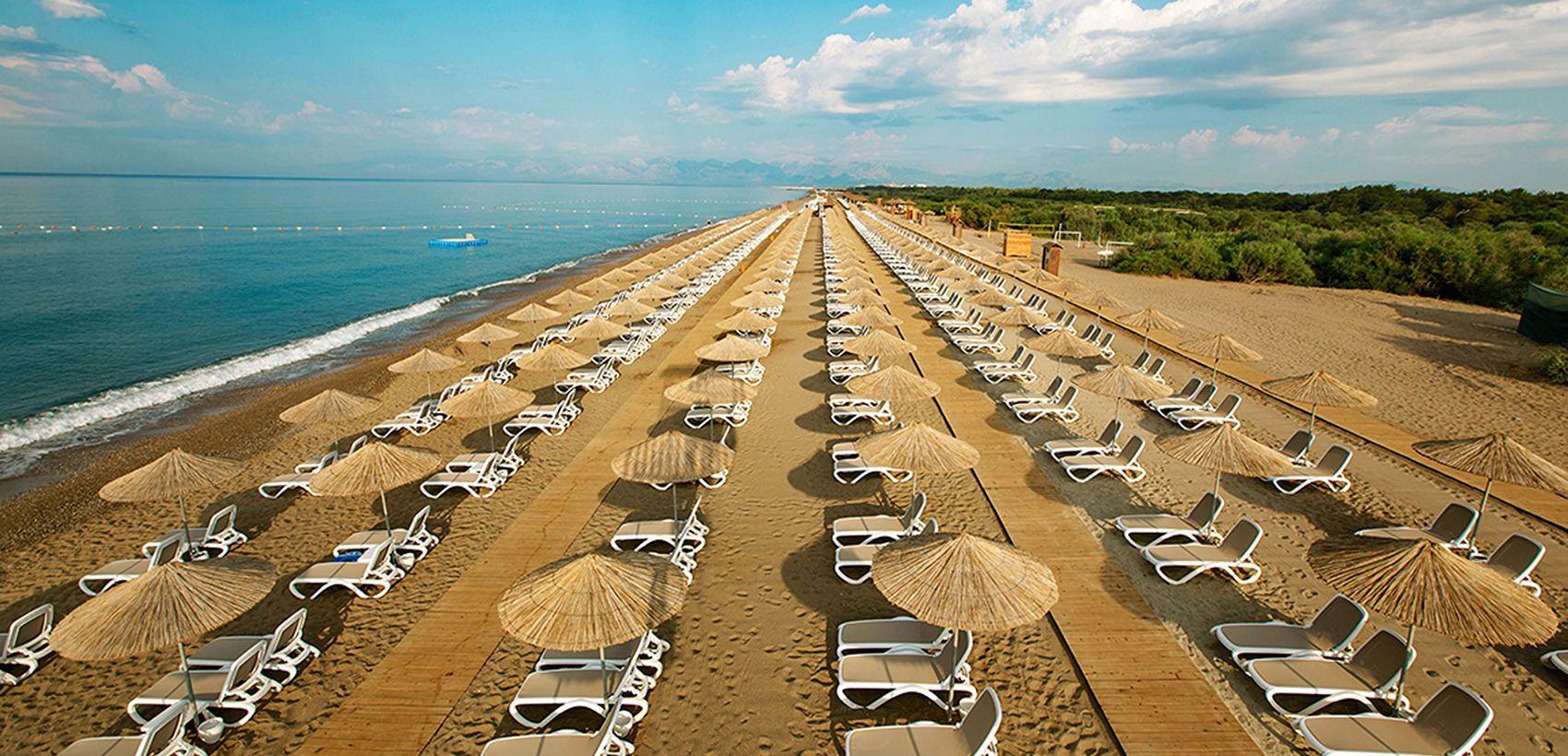 Lisboa ou Porto: Praias Mediterrâneas de Antalya