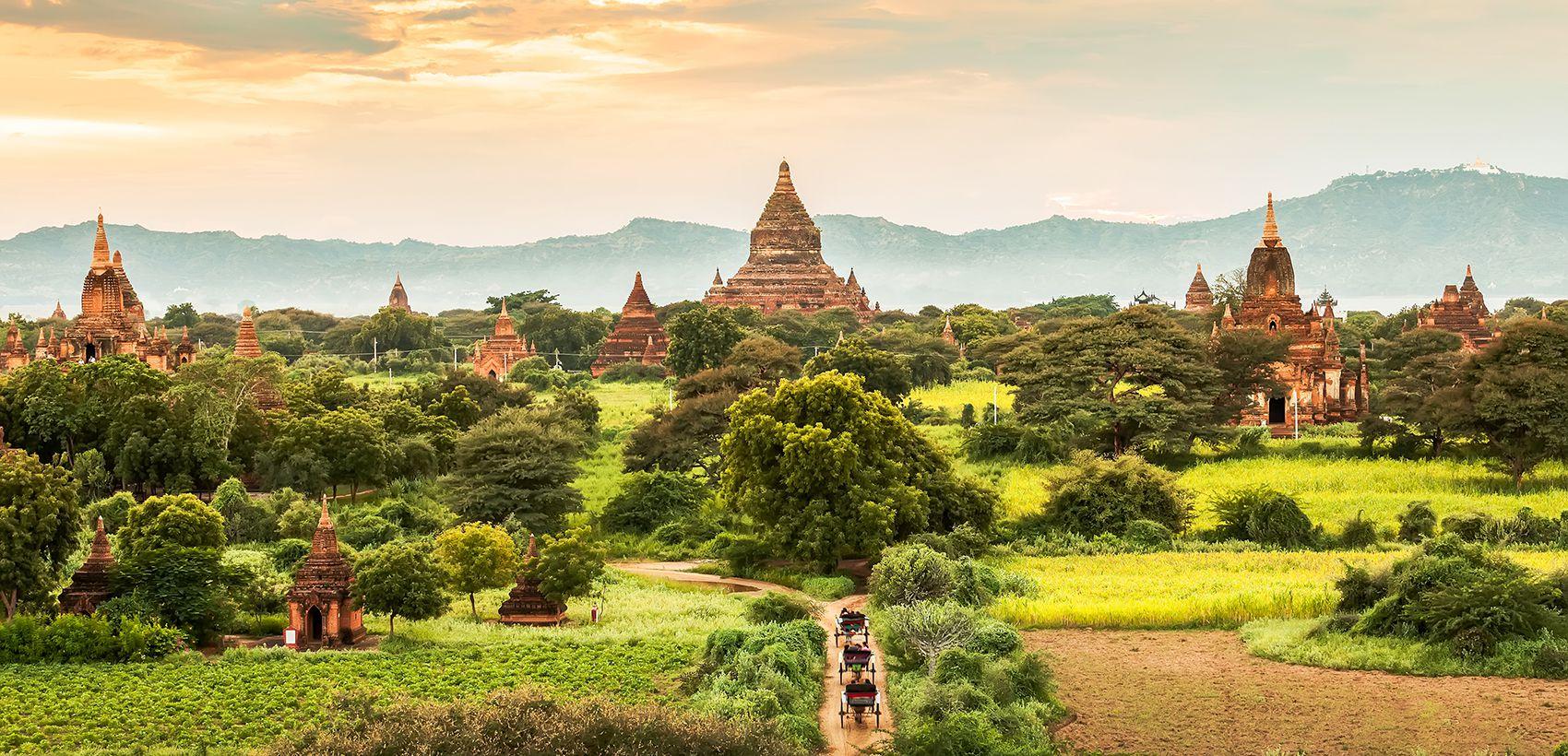 Lisboa » Myanmar: Circuito Clássico