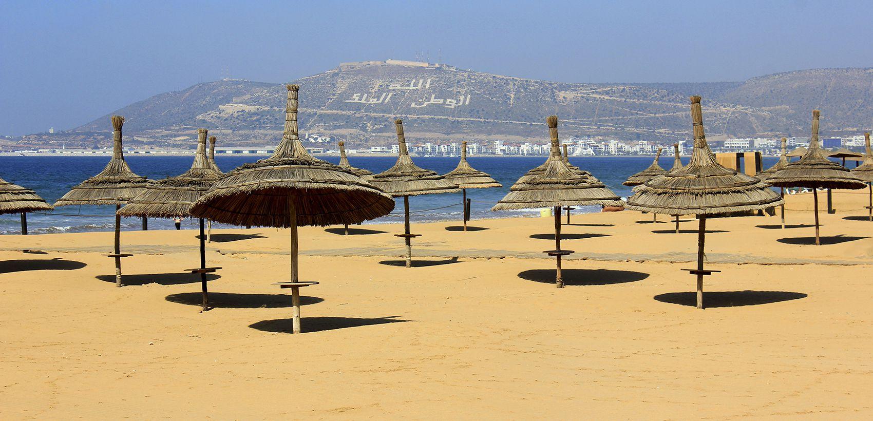Agadir: Partida de Lisboa