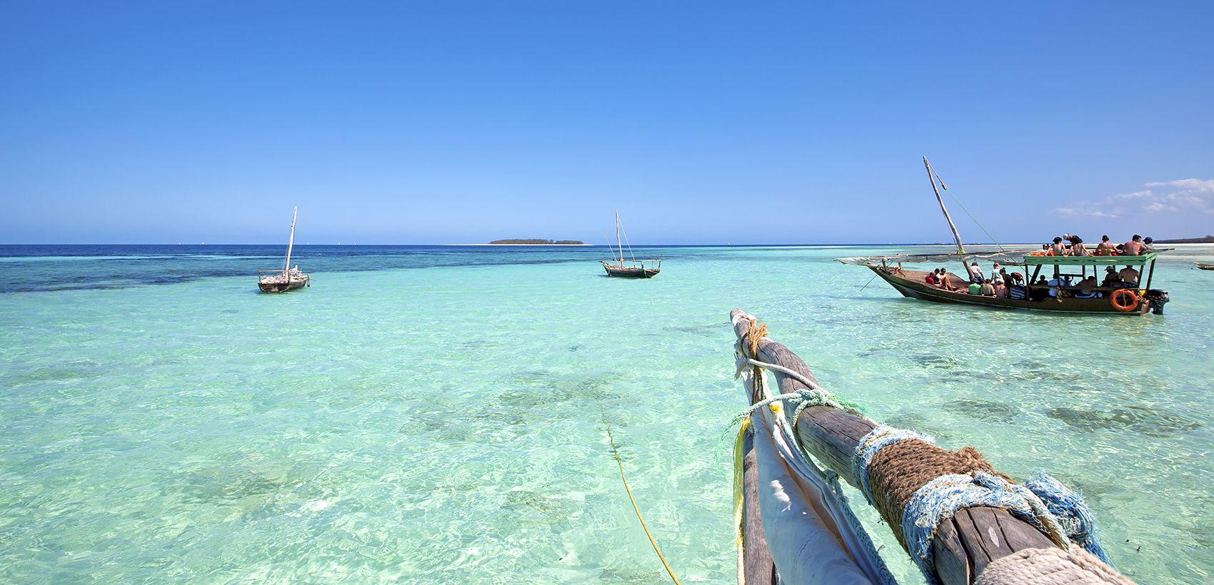 Praias de Zanzibar