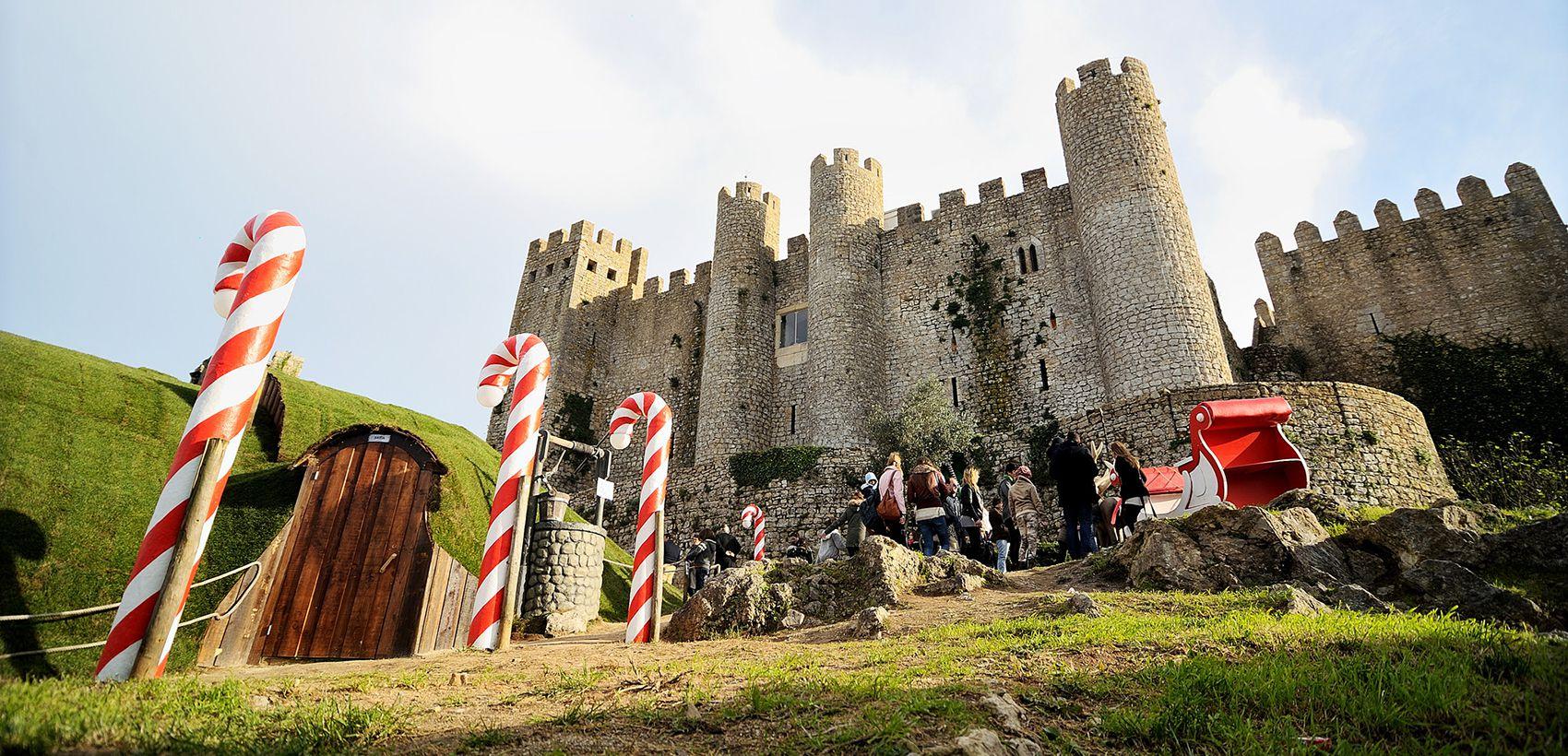 Vila Natal: Bom Sucesso Óbidos