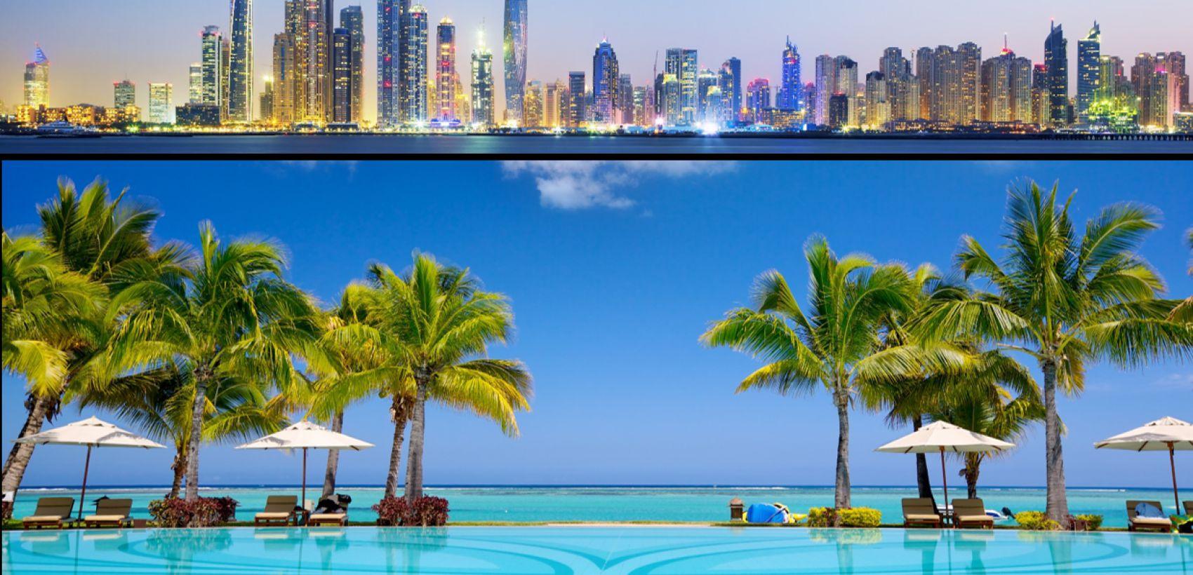 Combinado Dubai & Maurícia