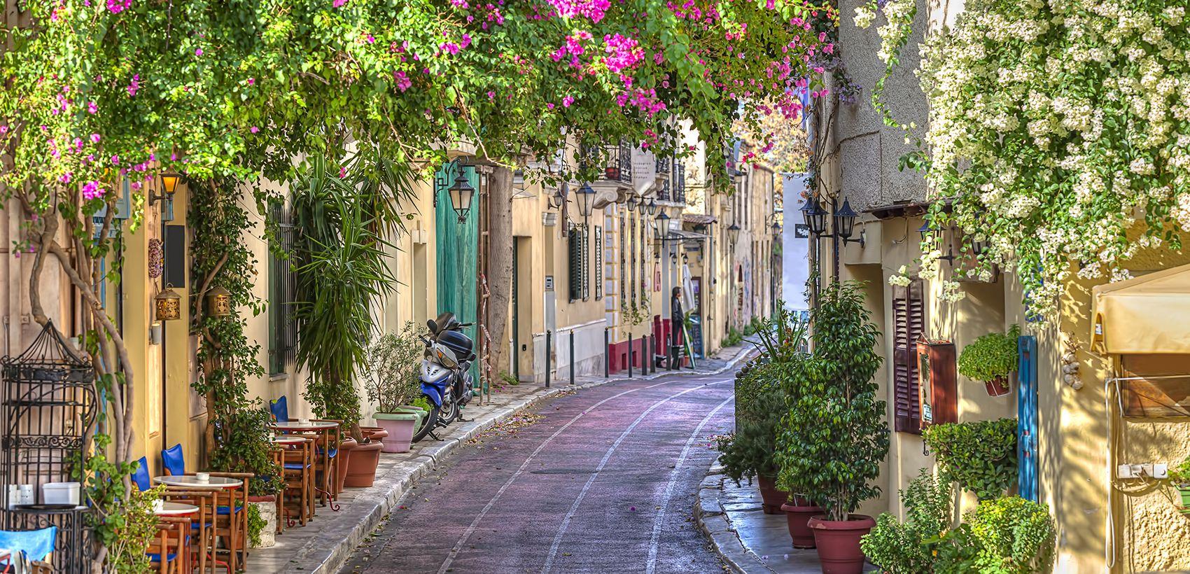 City Break Atenas