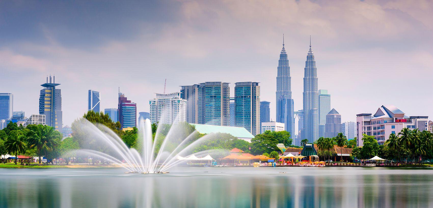 Malásia e Singapura