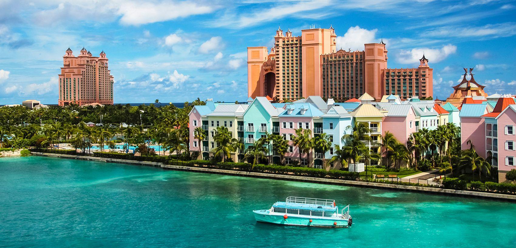 Lisboa » Miami + Nassau (Bahamas)