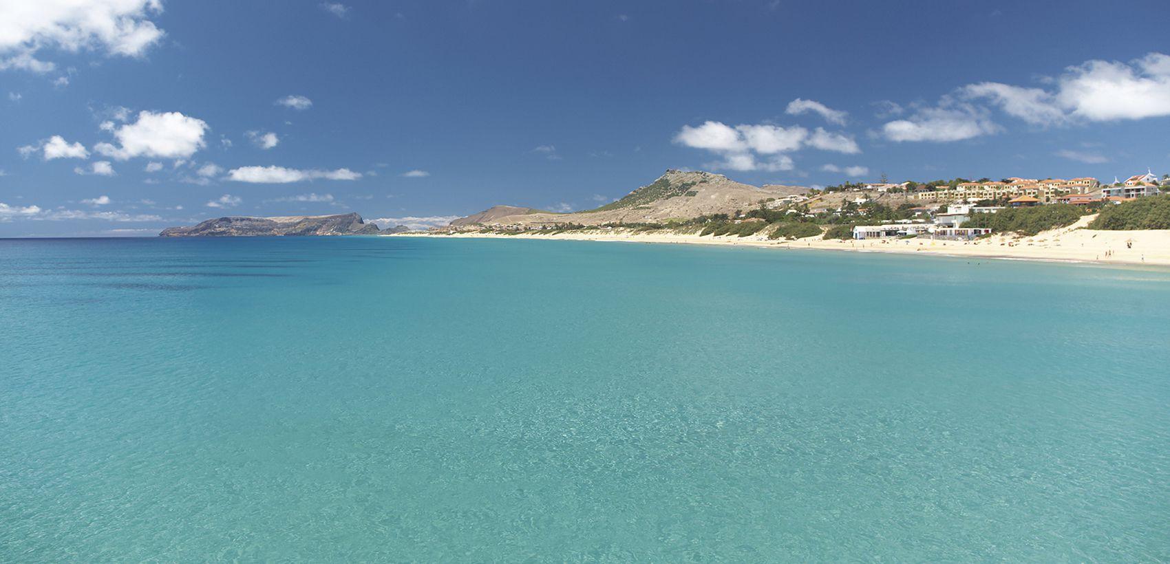 Porto Santo - Voo Especial Verão