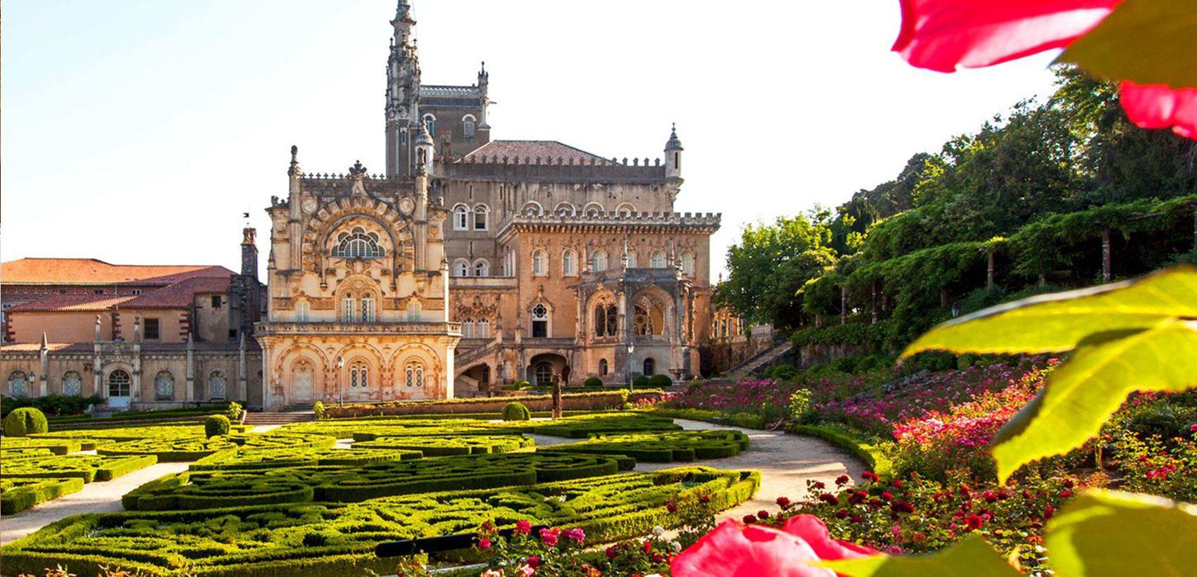 Durma num Palácio | Sonhos Reais: Palace Hotel do Bussaco