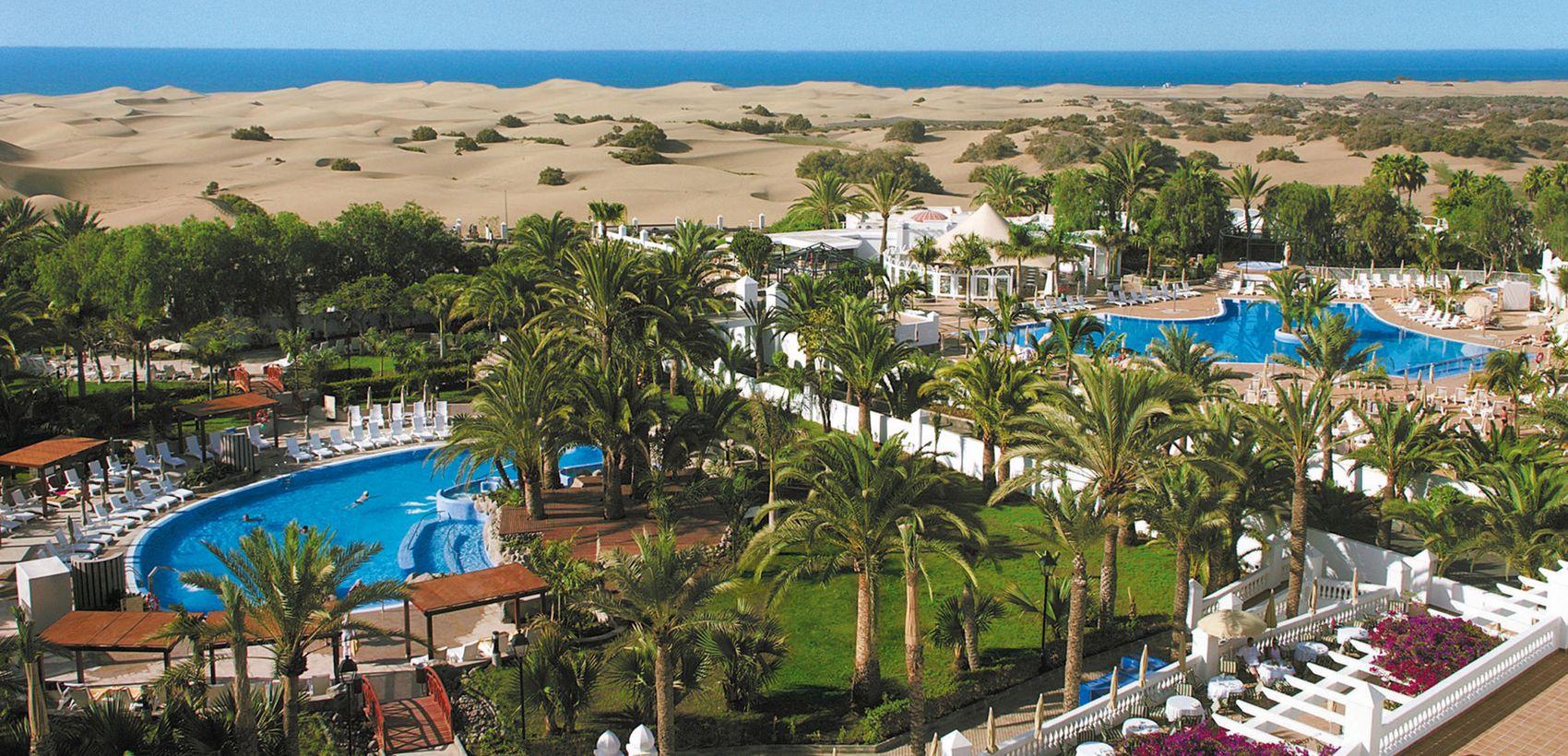 Funchal»Las Palmas | Hotéis em MP e TI