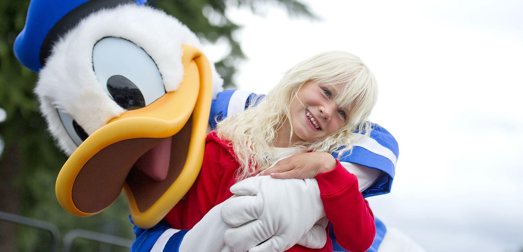 Disneyland®Paris | Hotéis Associados: Programa c/ Avião