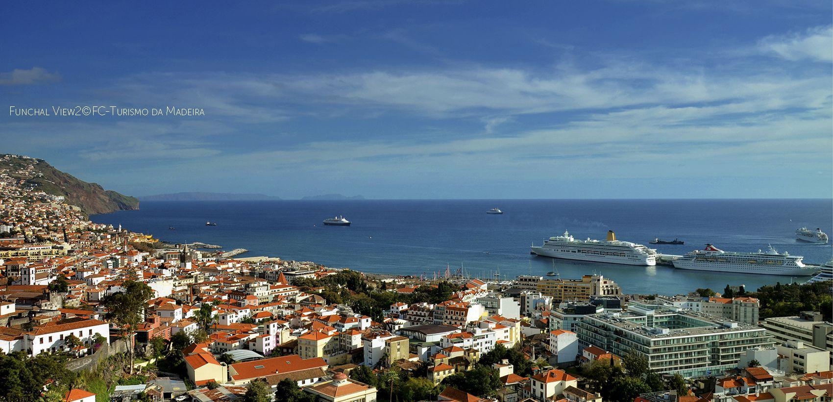 Lisboa/Porto » Funchal: Circuito