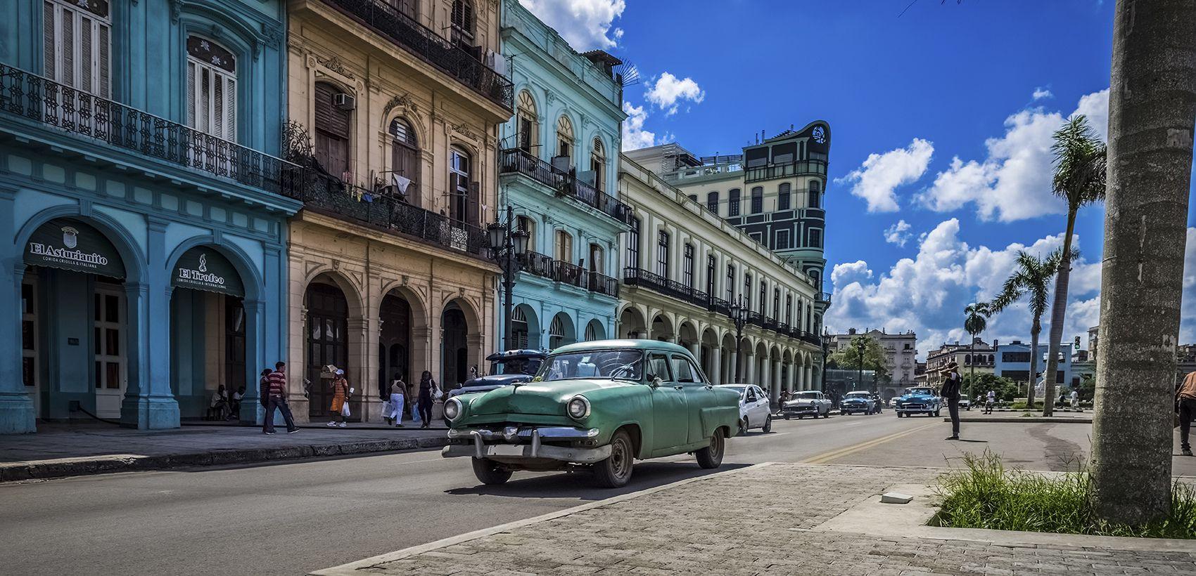 Lisboa » Havana + Varadero: Voo especial Sábado (PAR)