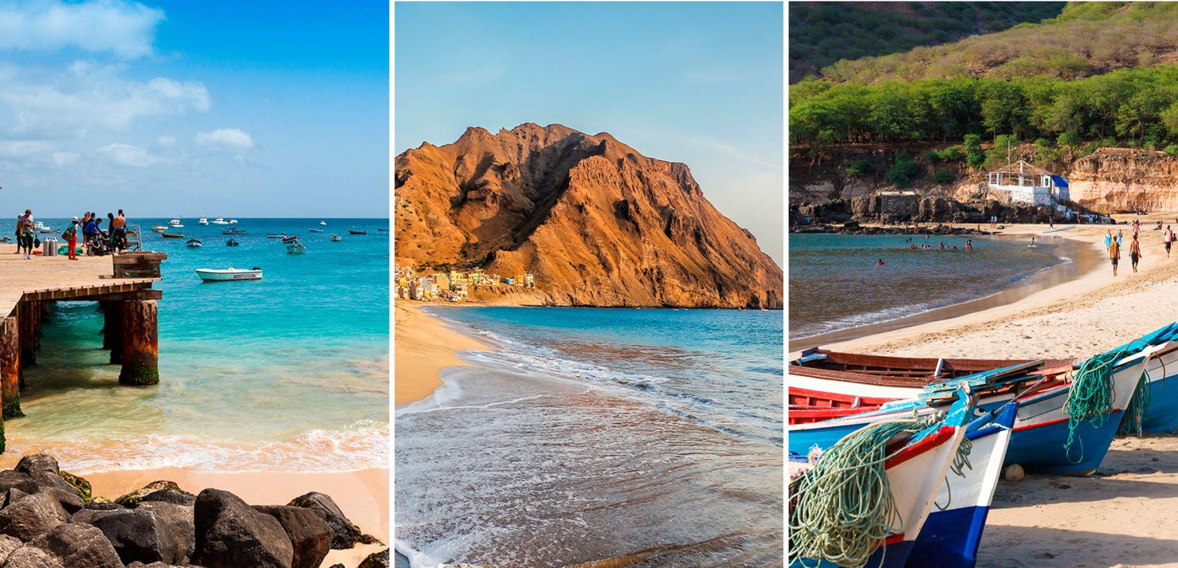 Cabo Verde à la Carte: Sal+S.Vicente+Santiago- 01.11 a 24.04
