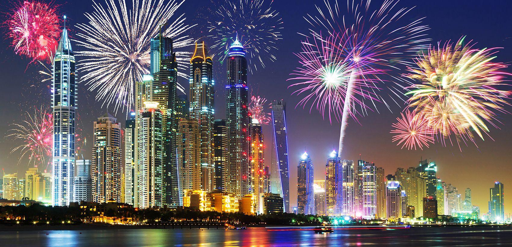 Dubai: Réveillon - Lugares Garantidos (P.A.R.) - EXTRA