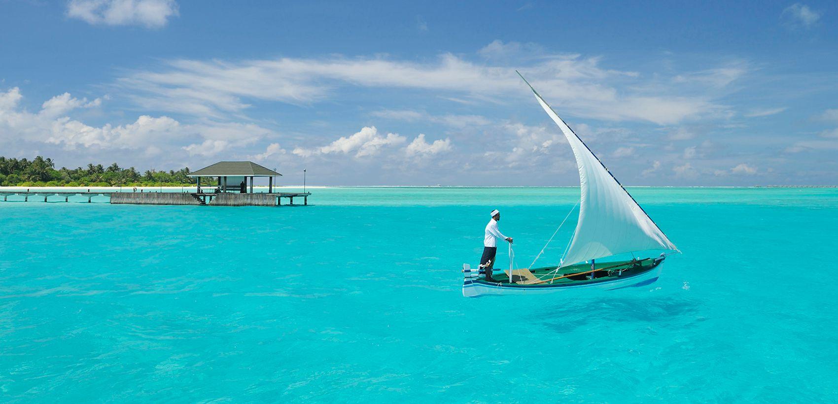 Maldivas: Especial Páscoa | Lugares Garantidos EK (P.A.R.)