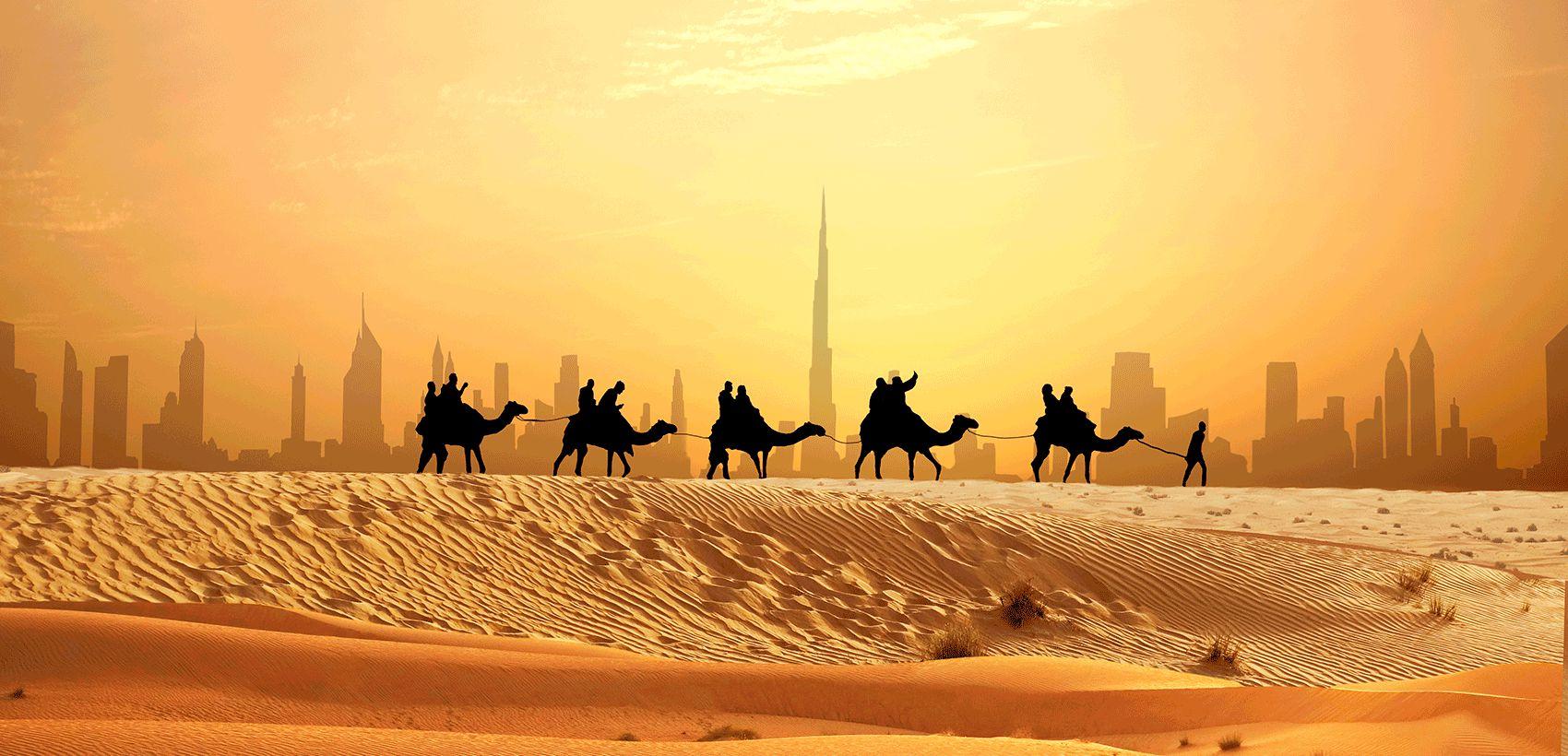 Dubai: 04 Noites (02 Excursões Incluídas)