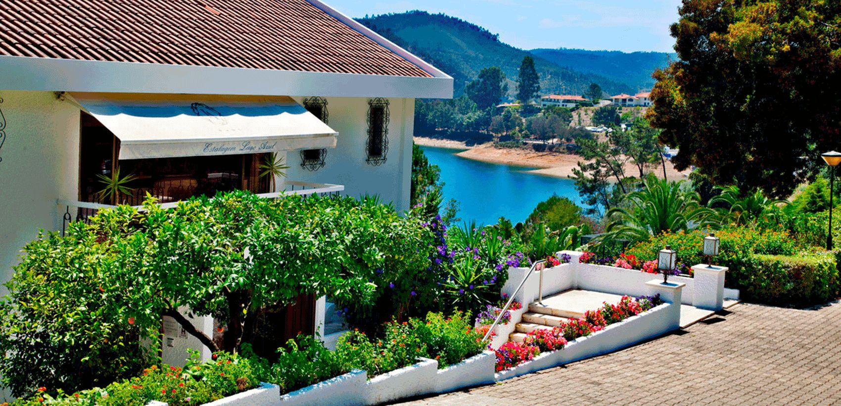 Momentos a Bordo | A Bordo no Lago Azul: Estalagem Lago Azul