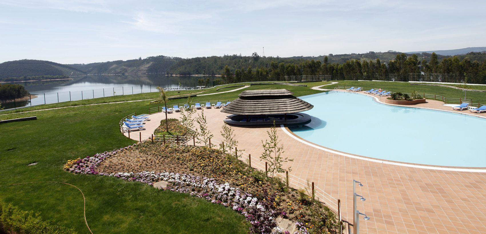 Montebelo Aguieira Lake Resort & Spa: Verão