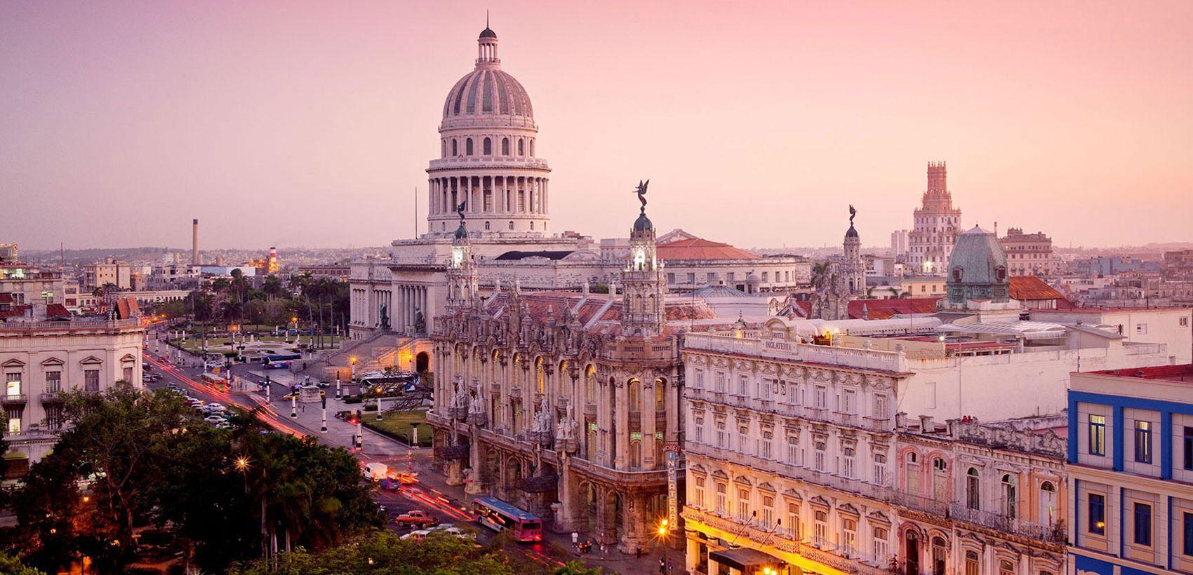 Lisboa » Circuito O Melhor de Cuba + Cayo Santa Maria
