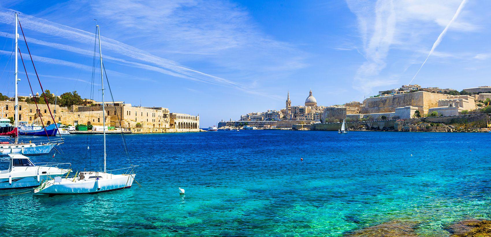 Malta: Fly & Drive