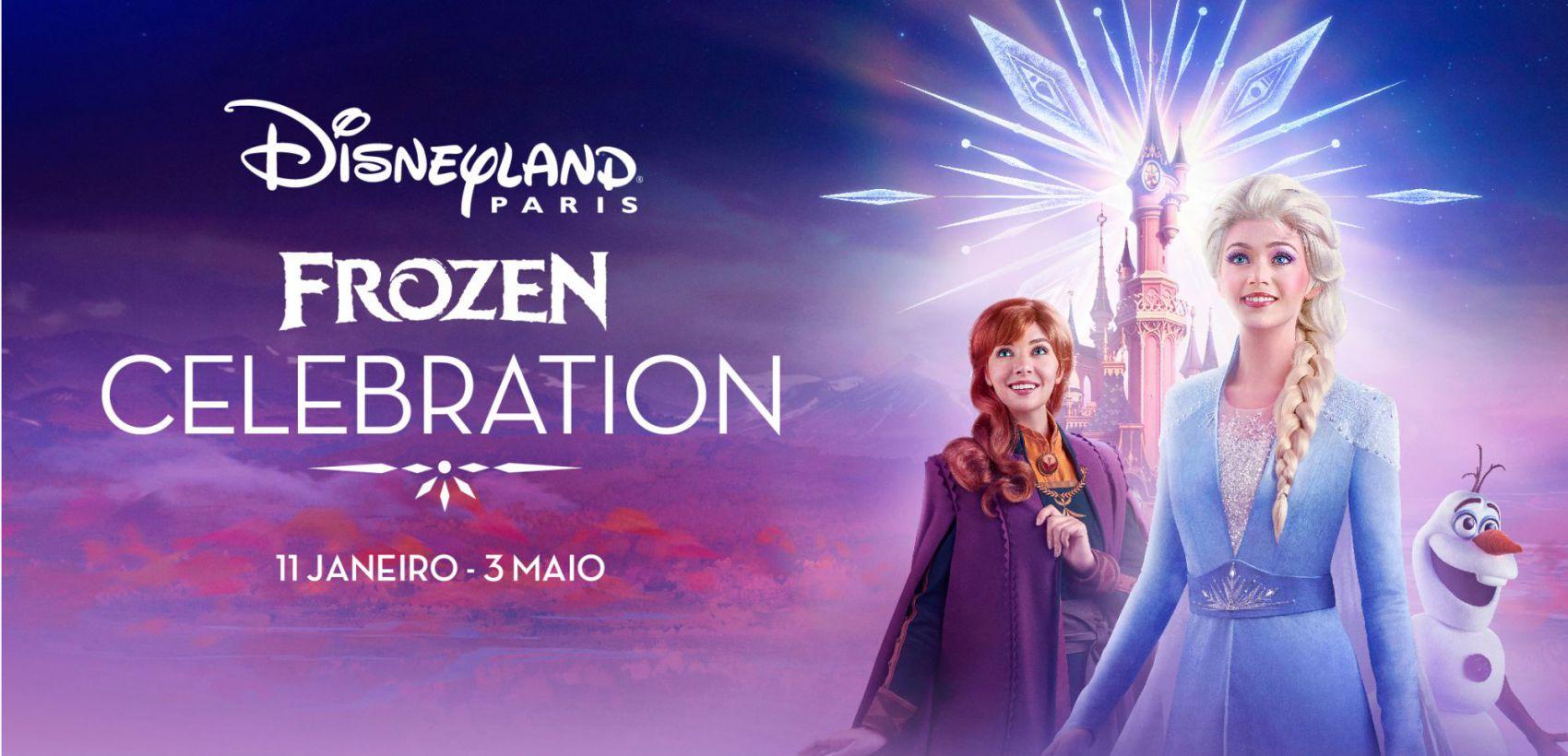 Disneyland®Paris: Programa c/ Avião  (20.12.19 a 01.04.20)