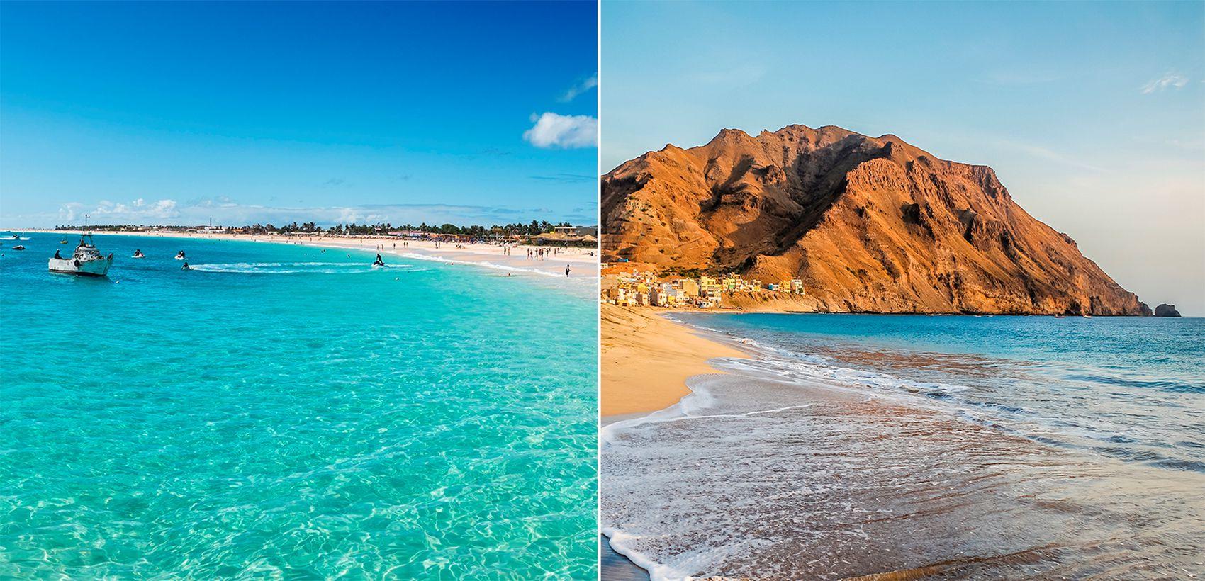 Cabo Verde à la Carte: Sal + S.Vicente - 01.06 a 31.10
