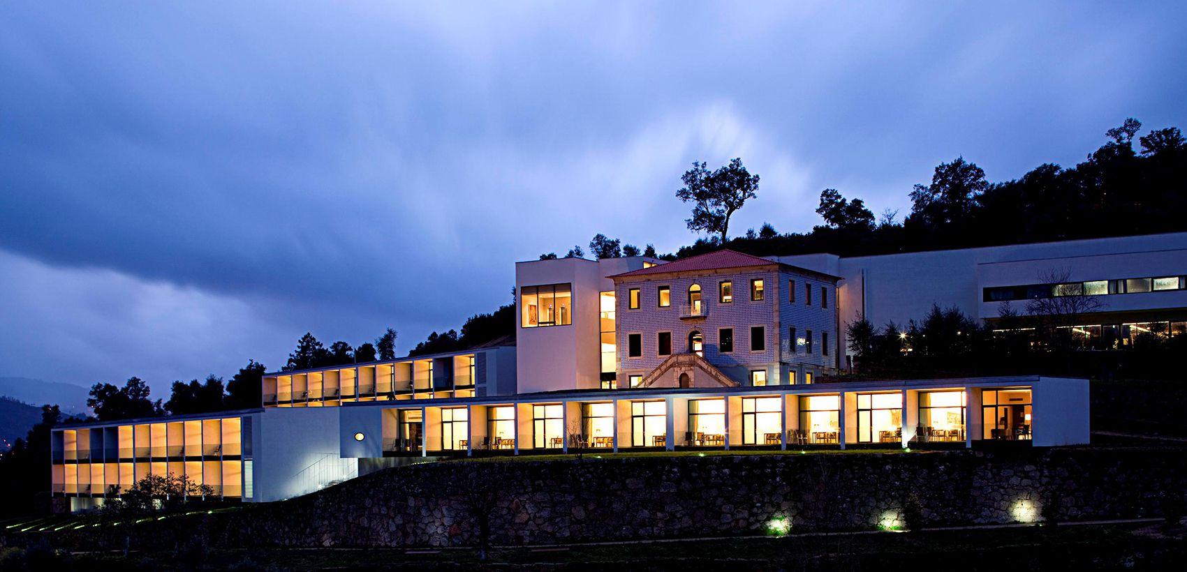Douro Palace Hotel Resort & Spa: Verão no Douro (4 Noites)