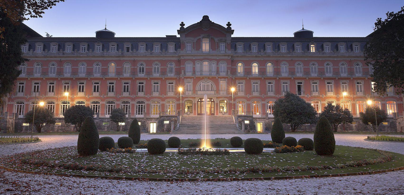 Durma num Palácio | A Lenda Renascida: Vidago Palace