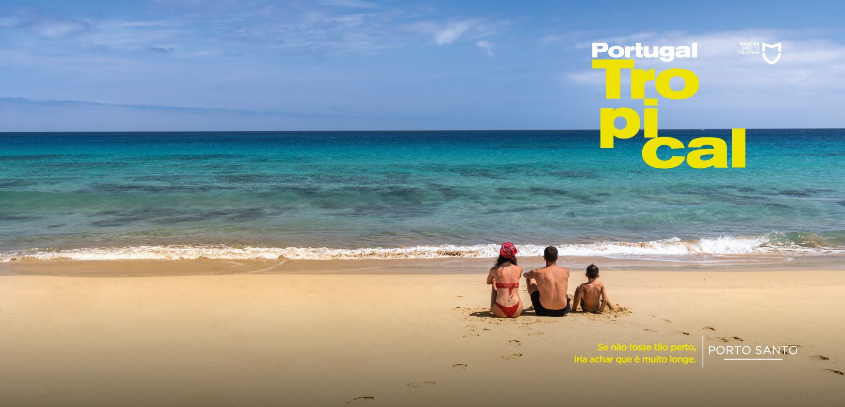 Porto Santo: Verão   Voo SATA   Lisboa & Porto (7 noites)