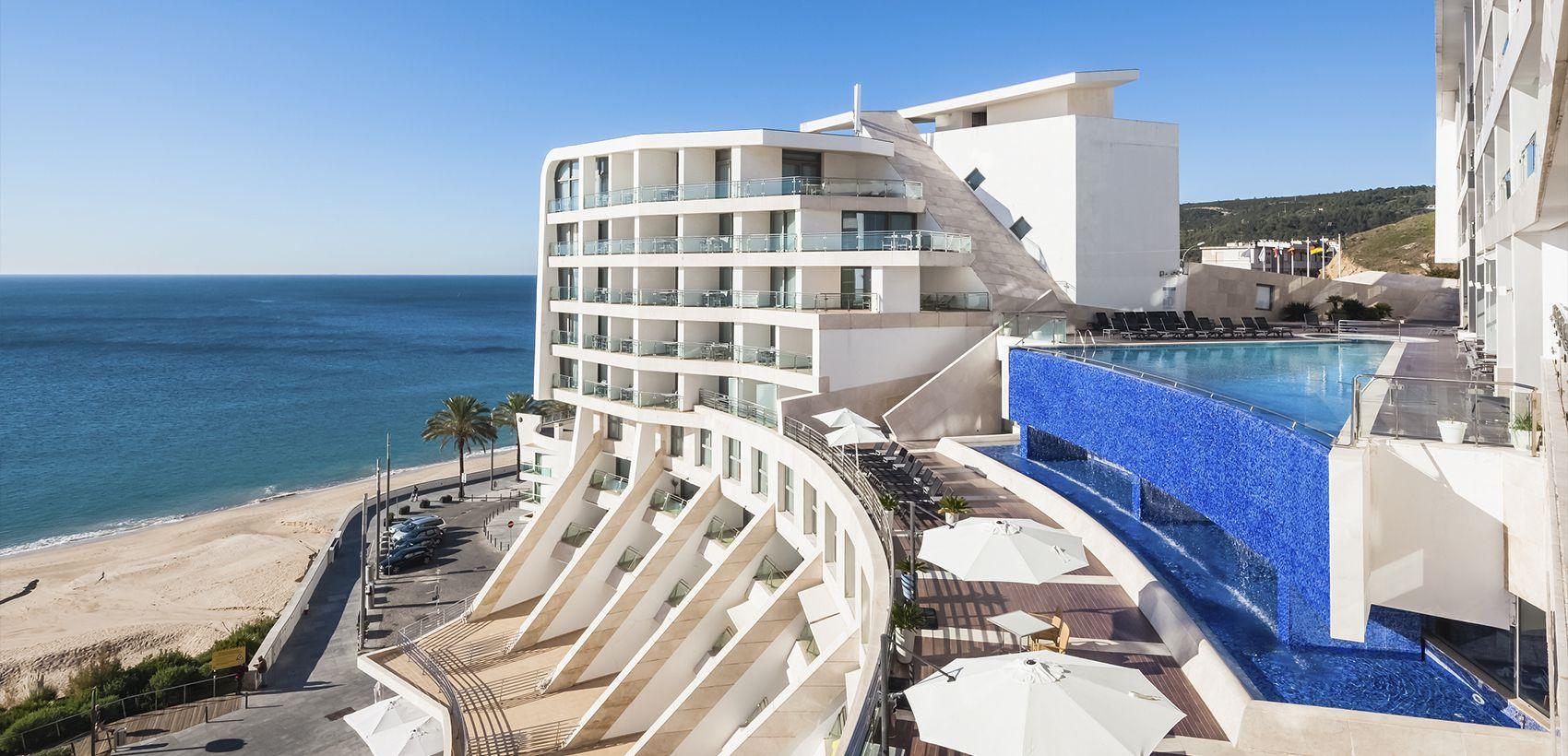 Sesimbra Hotel & Spa: Verão
